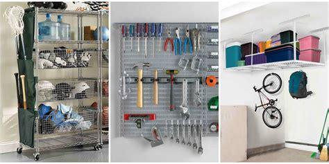 Simple Garage Organization Ideas by 24 Garage Organization Ideas Storage Solutions And Tips