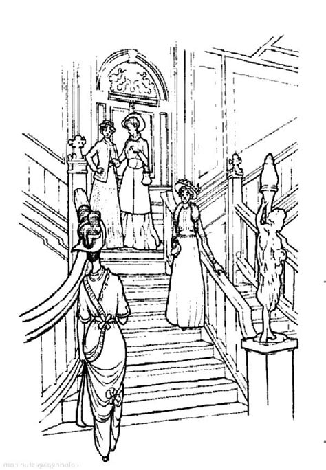 titanic coloring pages titanic coloring pages to print coloring home