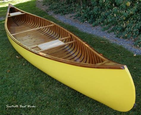 Rowing Boat For Sale Hshire by Yellow Wood Canvas Canoe For Sale Wood And Canvas Canoe