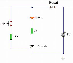 Latch Switch 2 Circuit Diagram World