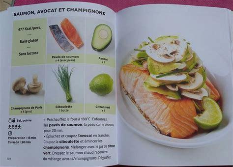 recette cuisine light saumon avocat et chignons simplissime light
