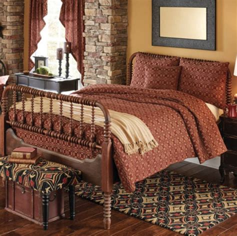 Bedroom Coverlets by Cbell Coverlet Bedding Country Primitive Bedding