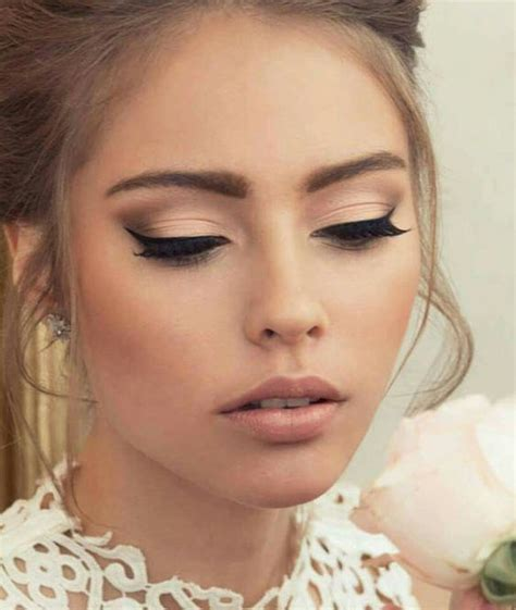 natural bridal makeup arabia weddings