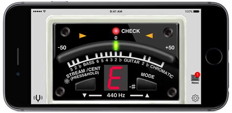 chromatic tuner free tuner app for ios android