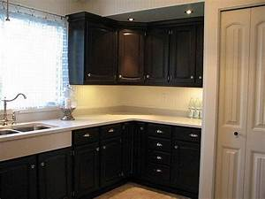 kitchen best paint for kitchen cabinets with black color With best paint color for kitchen with dark cabinets