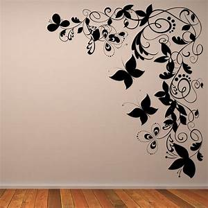 butterfly wall decor wall decor ideas With butterfly wall art