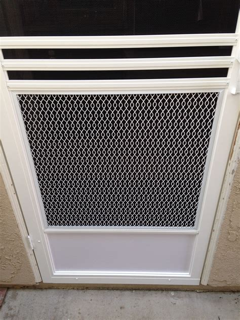 screen door guard swinging screen doors screen door and window screen