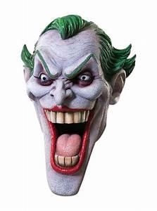 Deguisement Haut De Gamme : masque de joker haut de gamme pour d guisement funidelia ~ Melissatoandfro.com Idées de Décoration