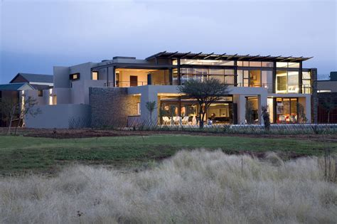 steel building homes floor serengeti house mansions of south africa architectural