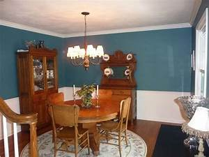 17 best images about dining room on pinterest chair With dining room color ideas with chair rail