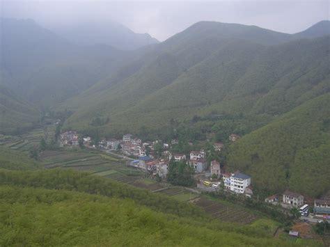 Anji County, Zhejiang