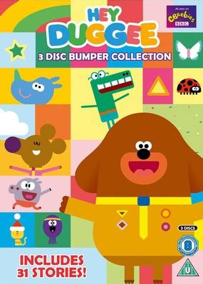 hey duggee bumper collection dvd box musicmagpie store