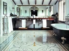 mosaic bathroom floor tile ideas mosaic bathroom floor tile