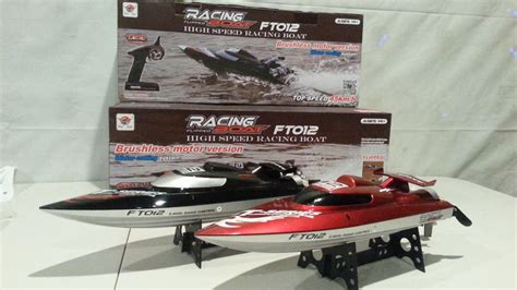Rc Yamaha Boat ft012 rc boat vs yamaha 115hp outboard top speed