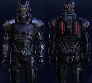 mass effect 3 n7 armor template - mass effect armor the image kid has it