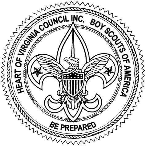 corporate seal template official notice