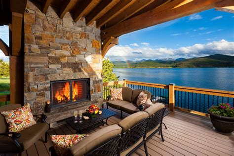 georgetown lake residence teton heritage builders
