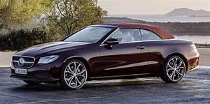 Mercedes Classe E Cabriolet 2017 : 2017 mercedes benz e class cabriolet revealed photos caradvice ~ Medecine-chirurgie-esthetiques.com Avis de Voitures