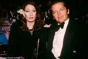 Anjelica Huston tells how she cried after Jack Nicholson ...