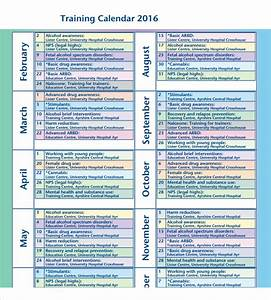training calendar template 11 free download for pdf With training calendars templates