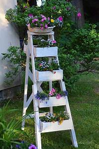 20, Creative, Ladder, Ideas, For, Home, Decoration