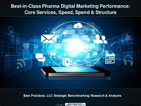 best in class digital marketing pharma digital marketing performance excellence