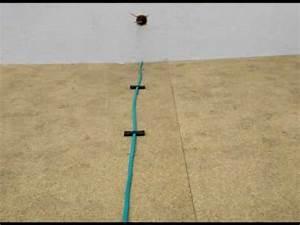 chauffage electrique au sol sous parquet flottant youtube With chauffage au sol sous parquet flottant