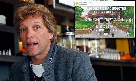 Bon Jovi Soul Kitchen Restaurant Gives Out Free Meals