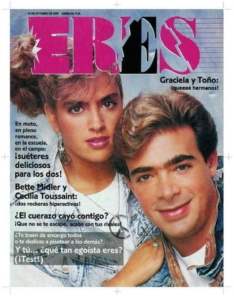 Graciela y Toño Mauri | Televisa mexico, Portadas, Revistas