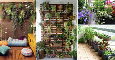 Garten Balkon by How To Make A Balcony Garden