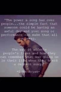 Luke Bryan Song Quote
