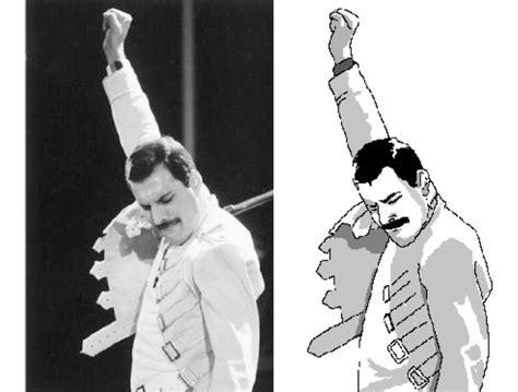 Freddie Mercury Meme - freddy mercury rage pose with memes icon magazine