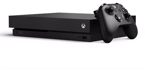 Xbox One Console Cost by Xbox One X Is 500 So How Much Will Next Consoles