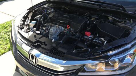 2013-2017 Honda Accord Coolant Drain & Fill Diy