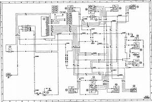 Diagram 5a  Anti-theft Alarm  Models From 1990 Onwards - Wiring Diagrams