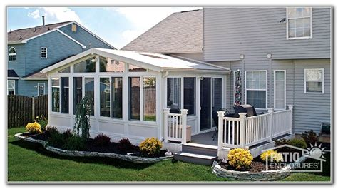 All Season Sunroom Cost by All Season Sunroom Ideas Sunrooms Home Decorating