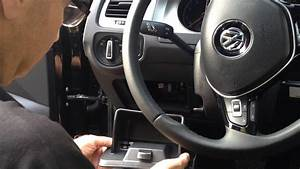 How To Access The Dashboard Fuse Box In A Volkswagen Golf