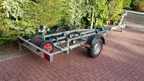 Boottrailer Kopen Gebruikt by Boottrailers Tweedehands En Nieuwe Artikelen Kopen En
