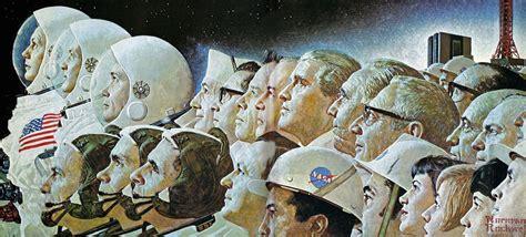 Space Exploration's Future: Apollo Program and SpaceX