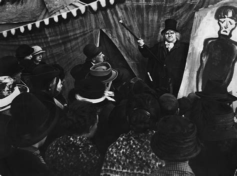 Cabinet Of Doctor Caligari Summary by Das Cabinet Des Dr Caligari Eureka
