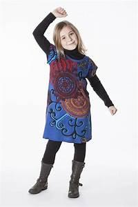 Robe Boheme Fille : robe boh me pour petite fille motifs baroques ~ Melissatoandfro.com Idées de Décoration
