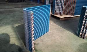 China Air Handling Unit Condenser Coils Ahu Heat Exchanger