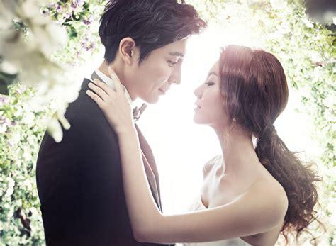 korea pre wedding photography  studio dosan park