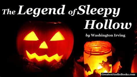 sleepy hollow legend washington irving edwards jonathan books quotes audiobook