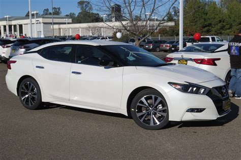 New 2018 Nissan Maxima S 4dr Car In Roseville #f11841