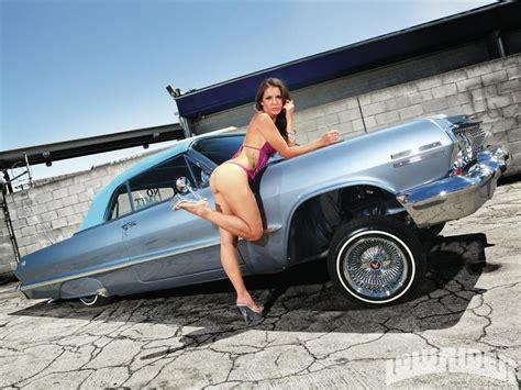 Lowrider Girls Model