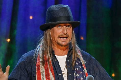 Picture Kid Rock Featuring Sheryl Crow: Kid Rock Hints At Potential US Senate Run