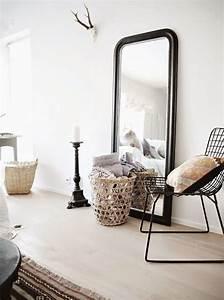 Grand Miroir Chambre : les 25 meilleures id es concernant grand miroir sur pinterest miroir allant jusqu 39 au plafond ~ Teatrodelosmanantiales.com Idées de Décoration