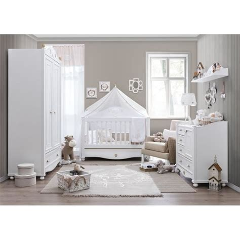 chambre à coucher bébé chambre à coucher bébé çilek softy complète achat