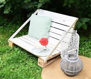 Tuto Salon De Jardin En Palette : tuto fabriquez un agrable fauteuil de jardin en palette au ~ Dallasstarsshop.com Idées de Décoration